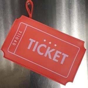 3/$15 Ipsy movie ticket purse